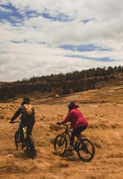 Ciclismo en Cajamarca