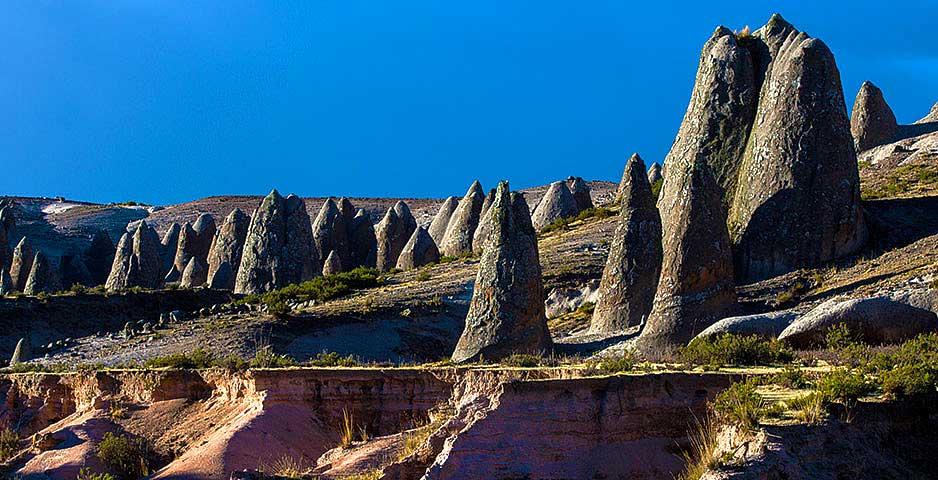 Apurímac - Rutas cortas de viaje por el Perú.
