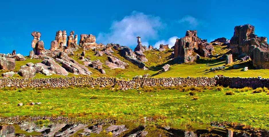 Pasco - Rutas cortas de viaje por el Perú.