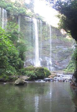 Tsyapo, el mini Iguazú en Satipo Selva Central