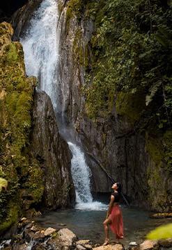 Terapia de ecoturismo en Tingo María