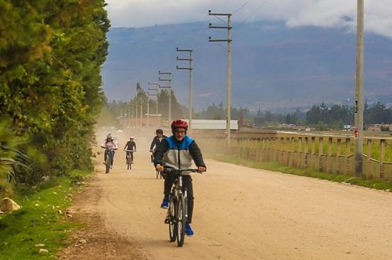 ciclismo Cajamarca