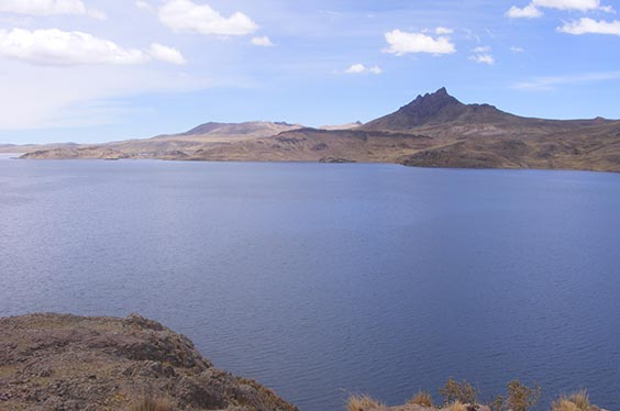 laguna Huancavelica