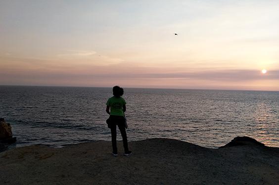 sunset norte