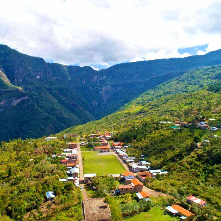 San Pablo - Cocachimba