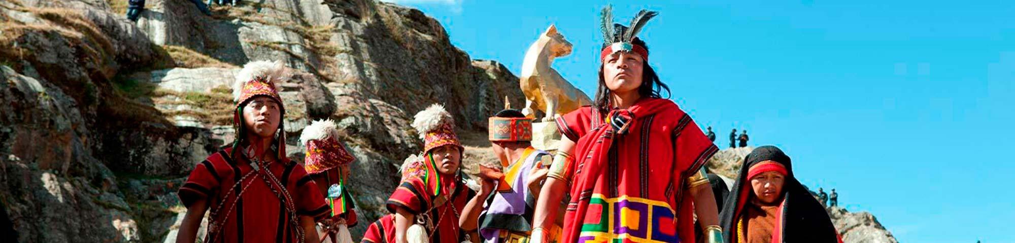 Inti Raymi del Bicentenario será transmitido en todo Latinoamérica