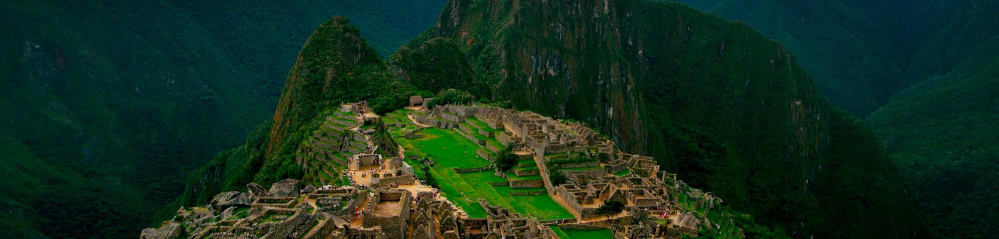 Machu Picchu será el primer destino turístico de carbono neutral del mundo