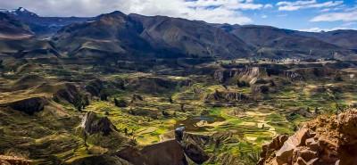 Cañón del Colca destaca a nivel internacional como un destino sostenible