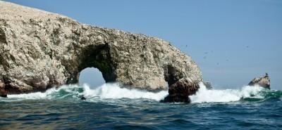 Las Islas Ballestas en Paracas volvieron a recibir a los turistas