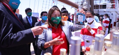 B.A.P. Unión recorre por Perú y otros países para dar a conocer nuestros atractivos turísticos y productos