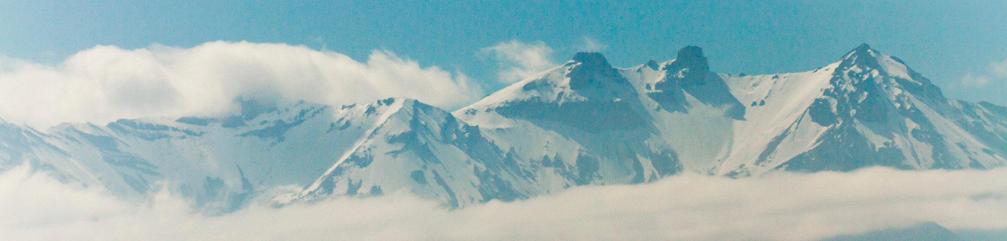 Arequipa: Guías de montaña escalaron el volcán Pichu Pichu por el Día Mundial del Turismo