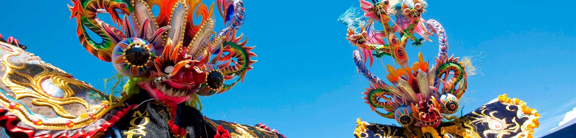 Declaran como Patrimonio Cultural de la Nación a la danza Diablada Puneña