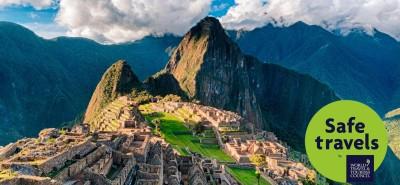 El Perú se prepara para recibir el sello Safe Travels del WTTC como destino seguro