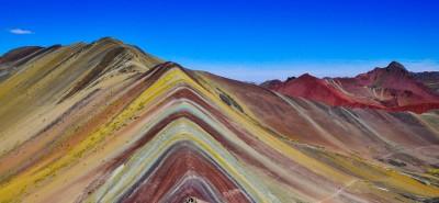 La montaña de siete colores se prepara para recibir a los turistas comenzando diciembre