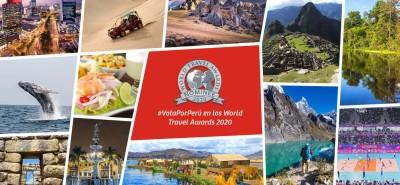 El Perú recibe cuatro premios como país en los World Travel Awards Sudamérica