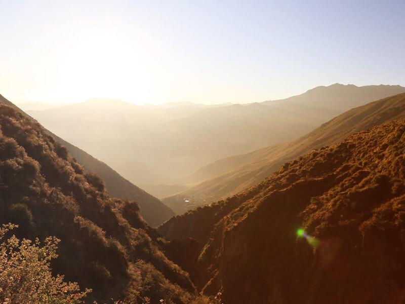 Alturas de Huaral