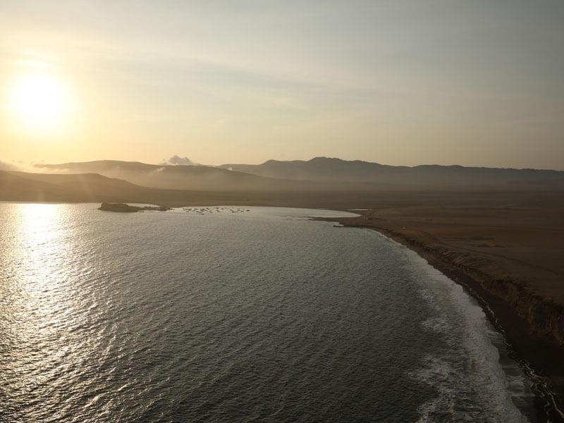 Entre el mar y el desierto
