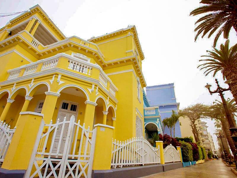 Puerto histórico