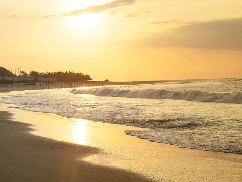 Reinos de arena y mar