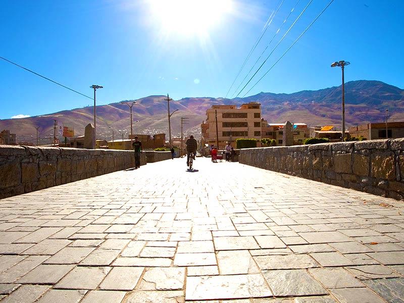 Ciudades de Huánuco y Tomaykichua