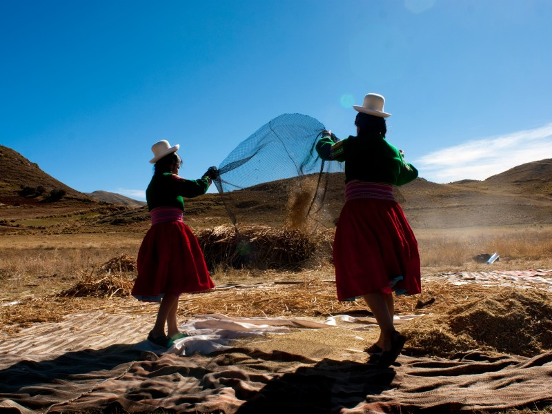 Corredor turístico Aymara