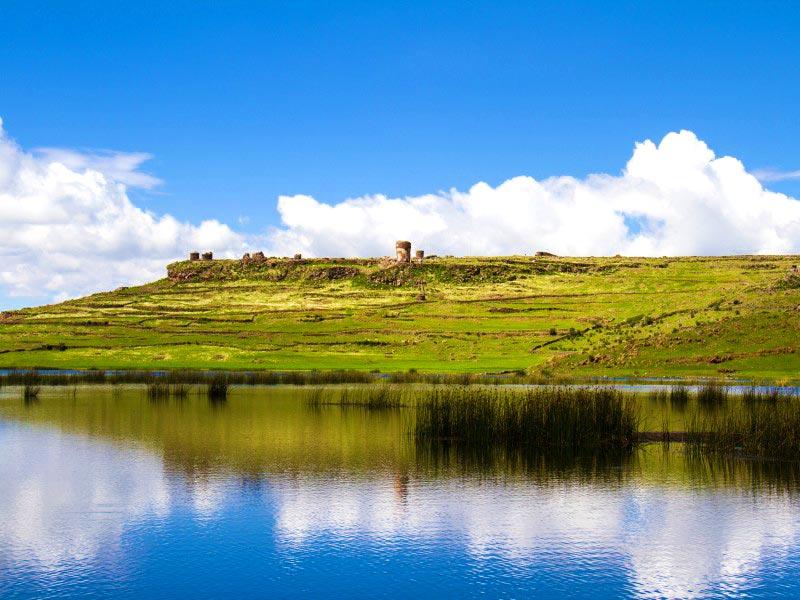 Corredor turístico Quechua