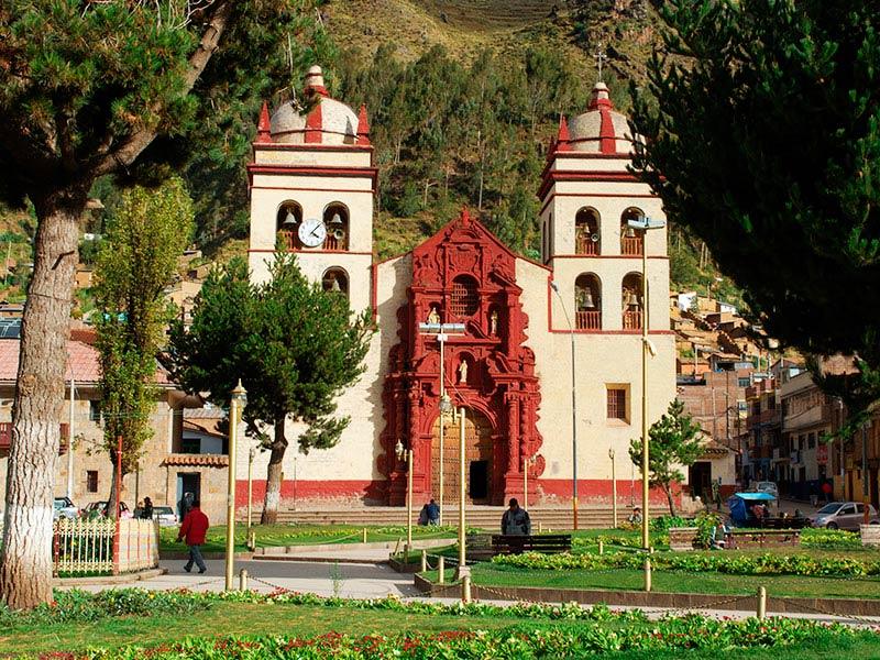 City tour Huancavelica