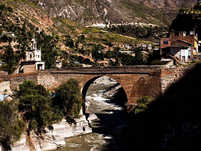 Comenzando la aventura en Izcuchaca y Huancavelica